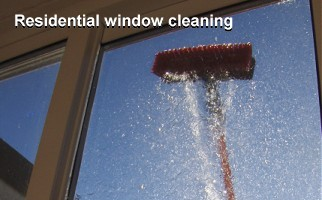 Residential window cleaning Brighton